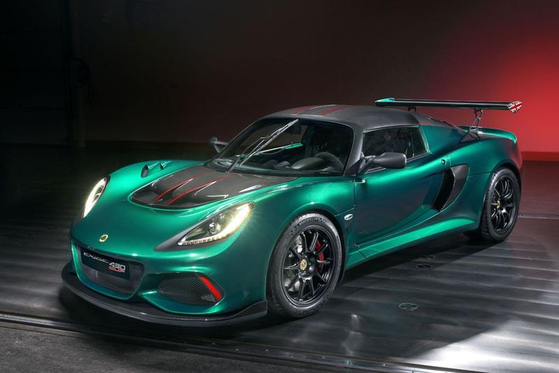 Lotus Exige Cup 430 gepresenteerd