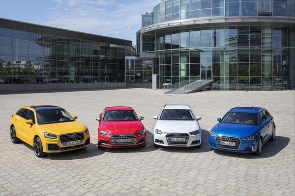 'Audi's gaan minder op elkaar lijken'