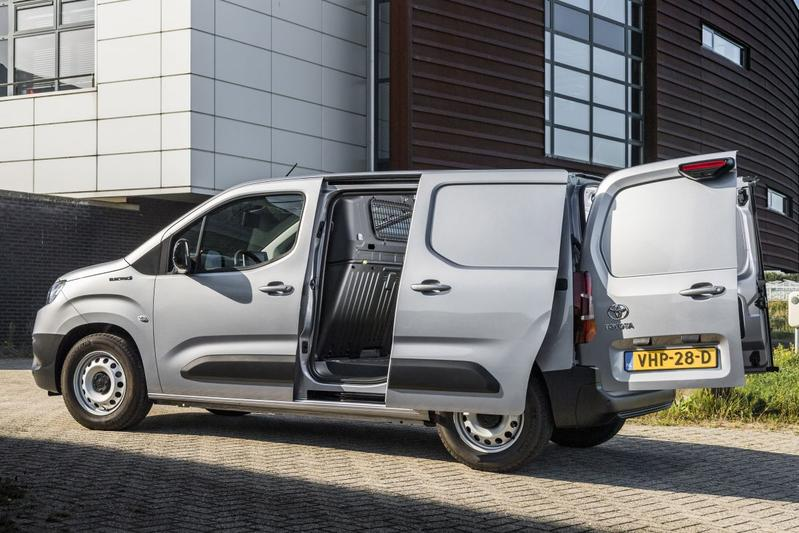 Toyota Proace City Electric