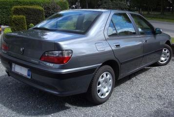 Peugeot 406 ST 1.8-16V (1996)