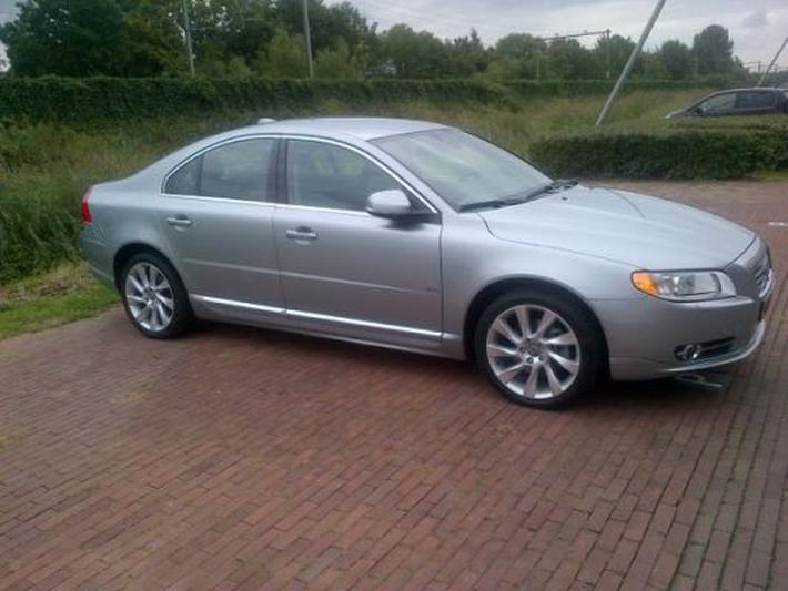 Volvo S80 D4 Limited Edition (2012)