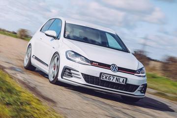 Volkswagen Golf GTI richting 400 pk dankzij Mountune