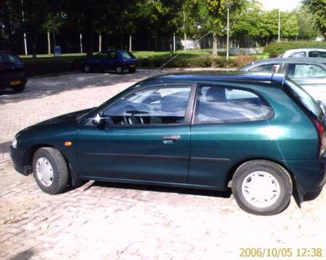 Mitsubishi Colt 1.3 GLXi (1997)