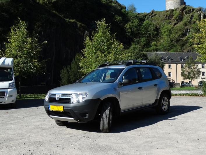 Dacia Duster 1.6 16V 4x2 Ambiance (2010)