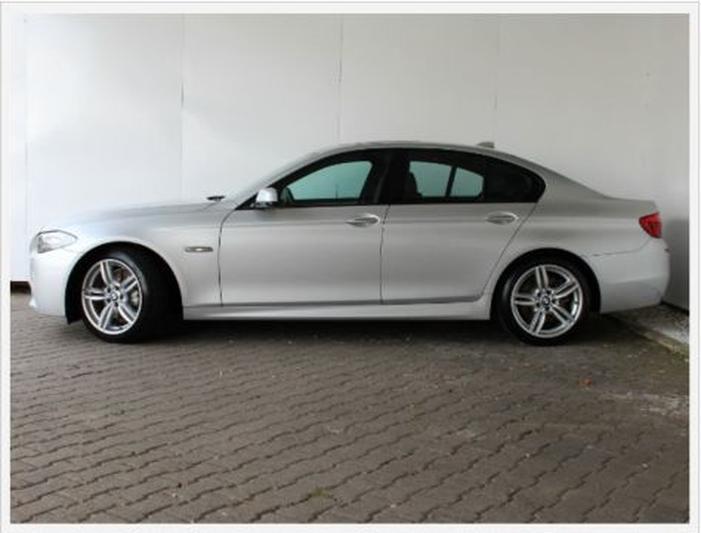 BMW 535d High Executive (2011)