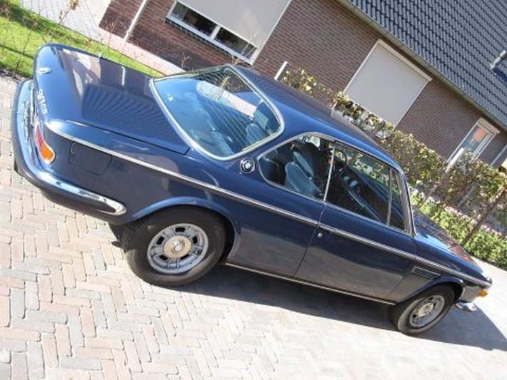 BMW 3.0 CS (1971)