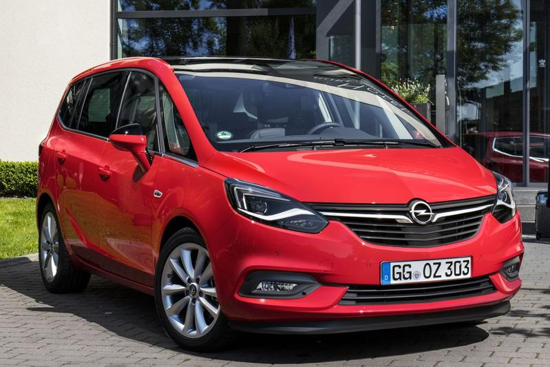 Opel Zafira 1.6 CDTI 134pk Innovation (2017)
