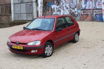 Peugeot 106 Accent 1.1 (1998)