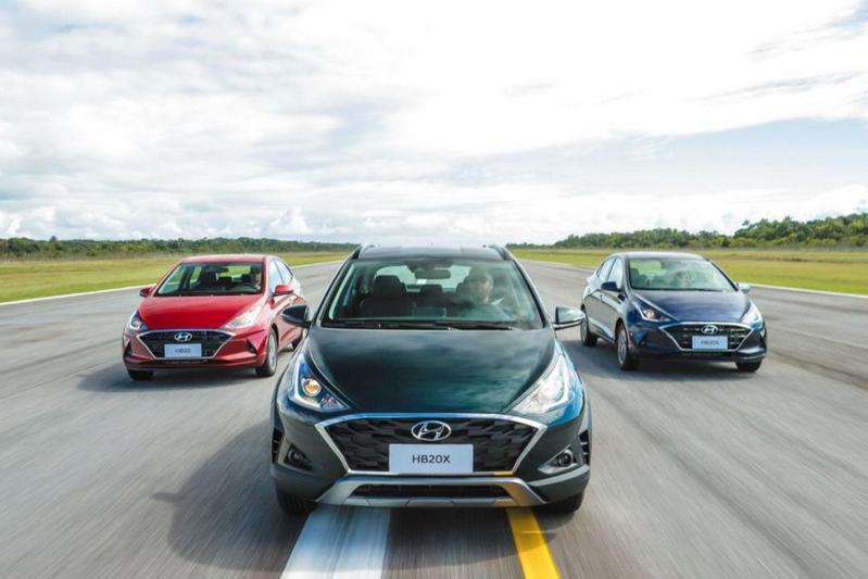Hyundai HB20, HB20S en HB20X