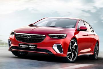 Opel Insignia GSi nu met Irmscher-aankleding