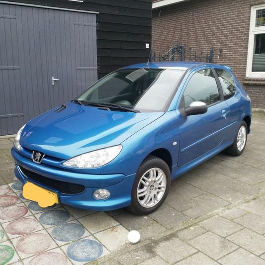 Peugeot 206 Forever 1.4 (2007)