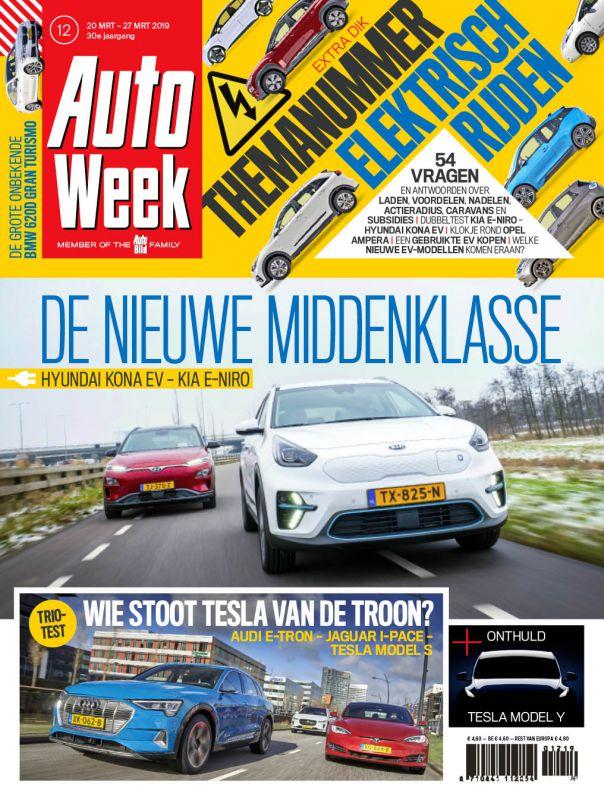 AutoWeek 12 2019