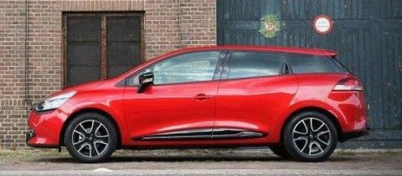 Renault Clio Estate dCi 90 Energy Dynamique (2013) #5