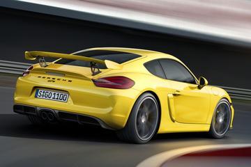 Officieel: Porsche Cayman GT4