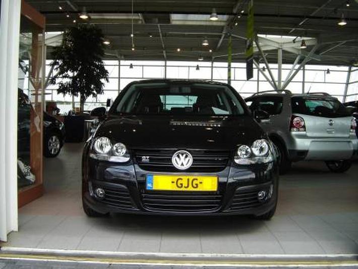 Volkswagen Golf 1.9 TDI 105pk GT Sport (2008)