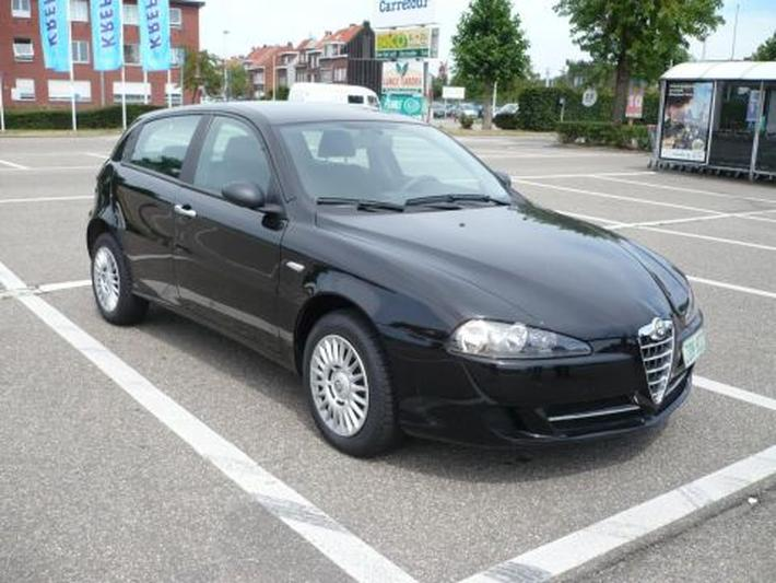 Alfa Romeo 147 1.6 T.Spark 16V Impression (2008)