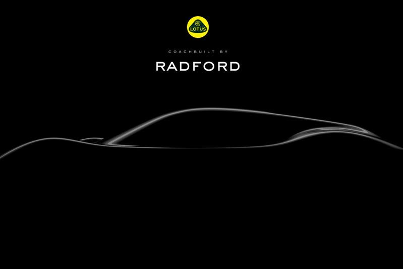 Radford Lotus