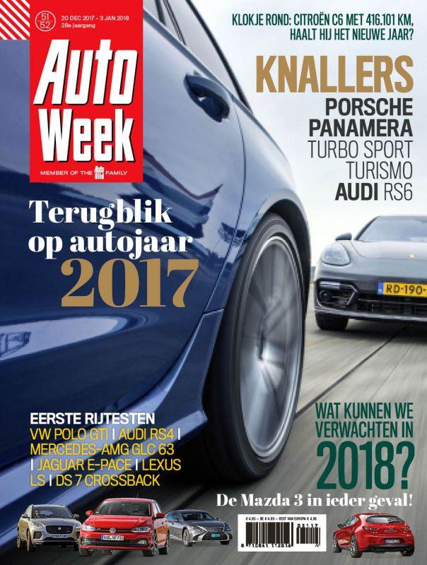 Autoweek 51/52 2017