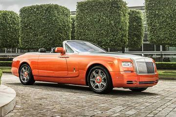 Rolls-Royce Phantom Drophead Beverly Hills Edition