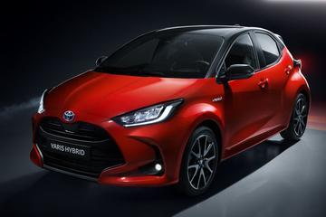 Dít is de nieuwe Toyota Yaris