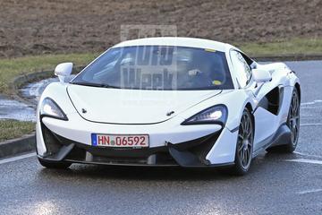 McLaren test hybride Sports Series-opvolger