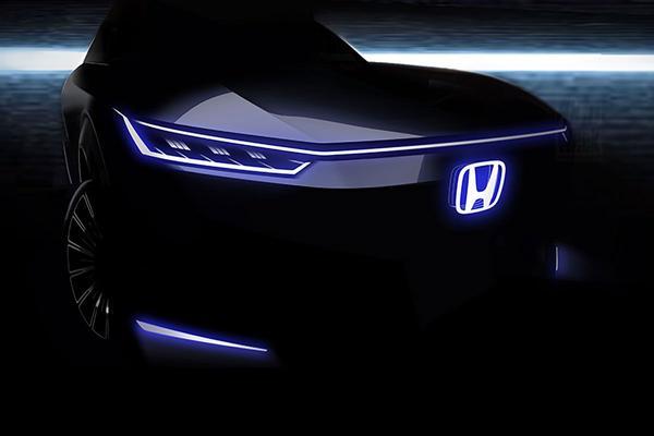 Honda kondigt nieuwe EV aan
