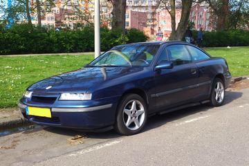 In het wild: Opel Calibra