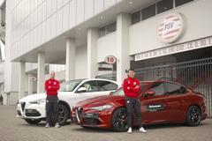 PSV gaat Alfa Romeo rijden