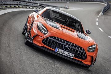 Mercedes hangt prijskaartje aan AMG GT Black Series