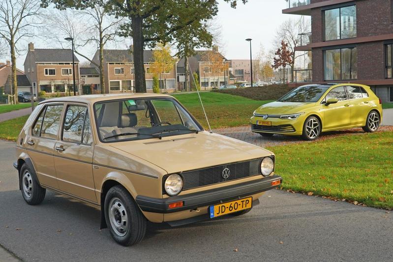 Volkswagen Golf I & VIII