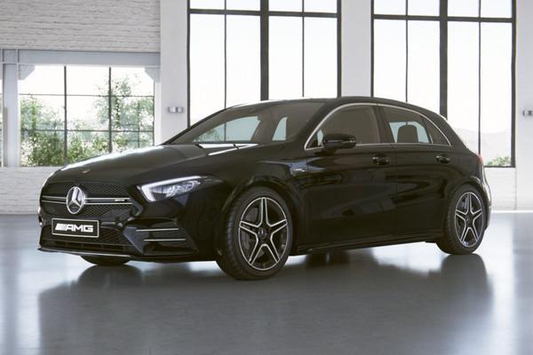 Mercedes-Benz prijst AMG A 35