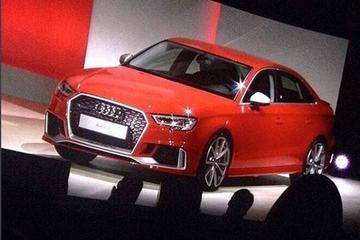 Ook Audi RS3 klaar voor onthulling