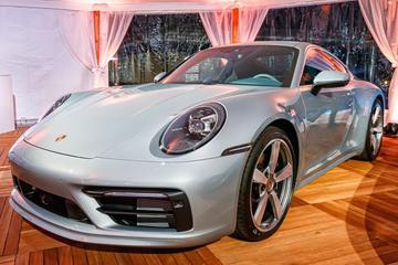 Porsche 911 'Ben Pon jr.' heeft een prijs