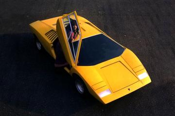 Lamborghini blaast Countach-prototype nieuw leven in
