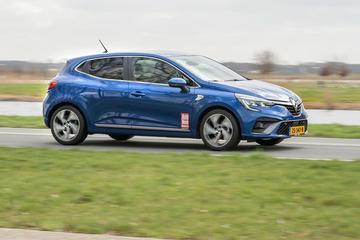 Renault Clio - Afscheid duurtest