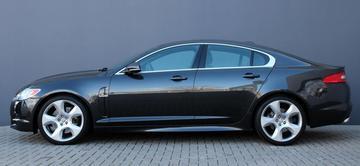 Jaguar XF 3.0D V6 S Pace (2011)