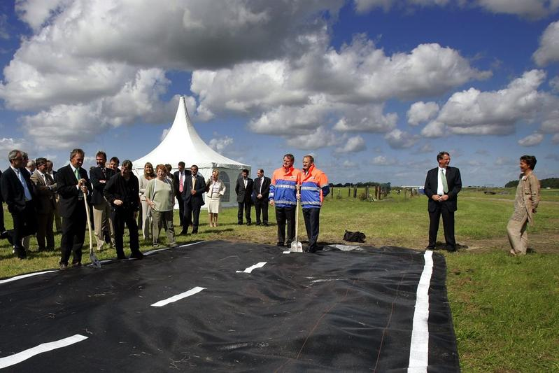 Bijna 270 kilometer nieuw asfalt in 2018