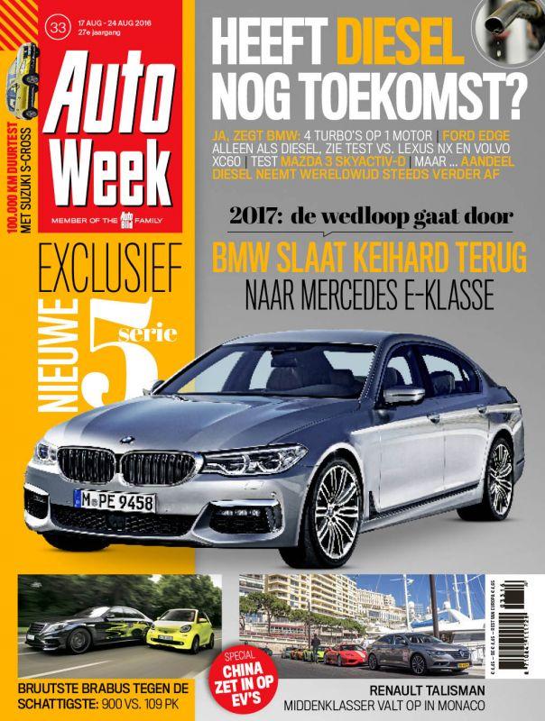 AutoWeek 33 2016