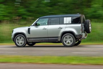Land Rover Defender 110 P400 - Rij-impressie