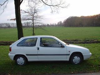 Citroën ZX Reflex 1.4 (1993)