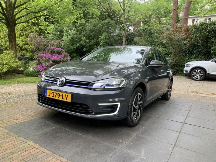 Volkswagen e-Golf E-dition 2020 (2020)