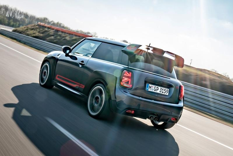 Mini John Cooper Works GP - Eerste rijtest