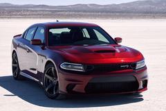 Modeljaarupdate voor Dodge Charger
