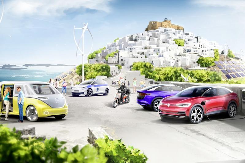 Astipalaia Volkswagen Groep