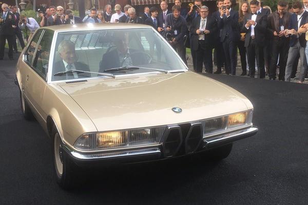 BMW bouwt verloren Garmisch opnieuw