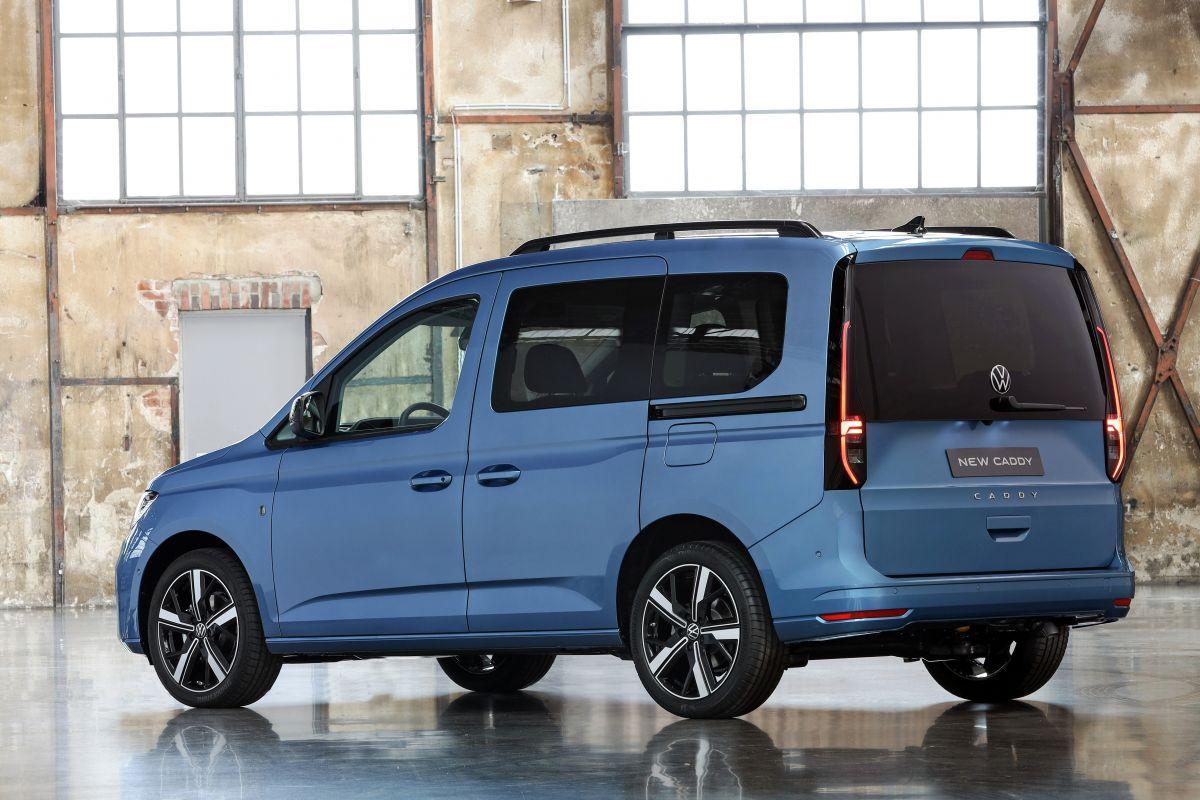 Volkswagen Caddy mKV (2020) 30