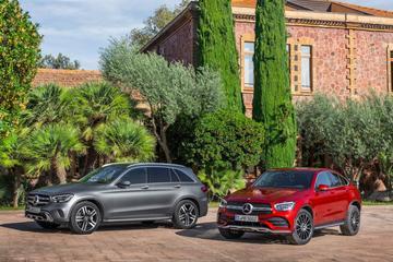 Vooralsnog alleen dieselen in nieuwe Mercedes-Benz GLC