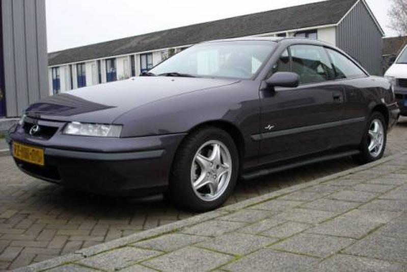 Opel Calibra 2.0i 16V (1997)
