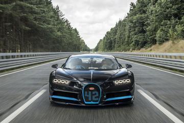 Missie geslaagd: 70 Bugatti's Chiron geleverd