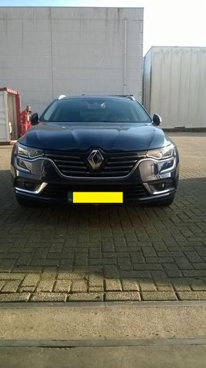 Renault Talisman Estate dCi 110 Intens (2016) #4